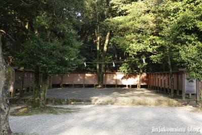 樫原神宮(橿原市久米町)11