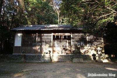 東大谷日女命神社(橿原市畝傍町69)6