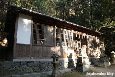 東大谷日女命神社(橿原市畝傍町69)7