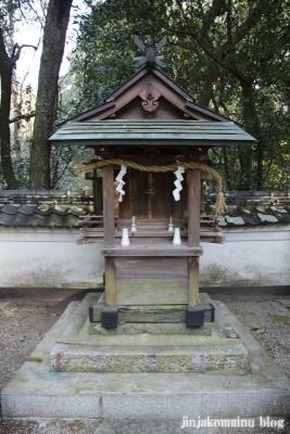 池田神社(橿原市畝傍町46)3