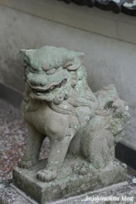 池田神社(橿原市畝傍町46)4