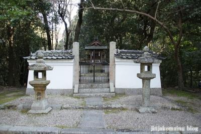 池田神社(橿原市畝傍町46)2