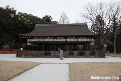 上賀茂神社(京都市北区上賀茂本山)6