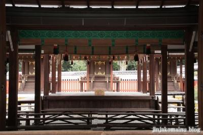 下鴨神社(京都市左京区下鴨泉川町)13