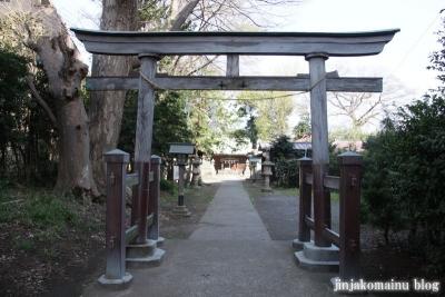 住吉神社(横浜市港北区小机町)6