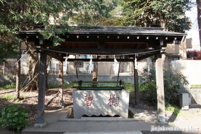 住吉神社(横浜市港北区小机町)7