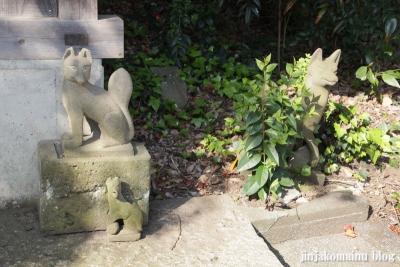 住吉神社(横浜市港北区小机町)17