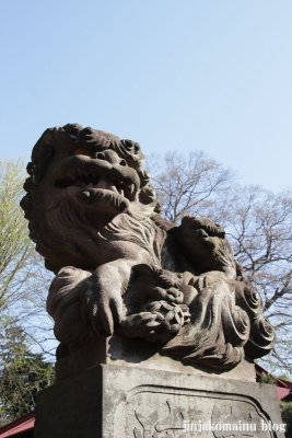 住吉神社(横浜市港北区小机町)25