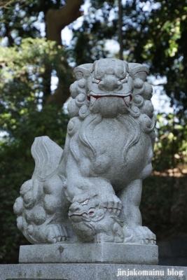 杉山神社(横浜市港北区岸根町)8