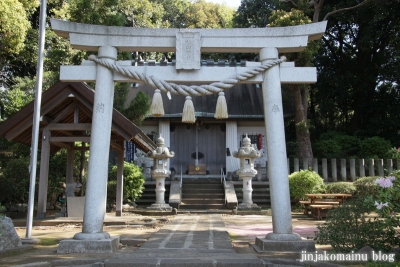 杉山神社(横浜市港北区岸根町)2