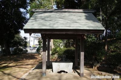 杉山神社(横浜市港北区岸根町)5