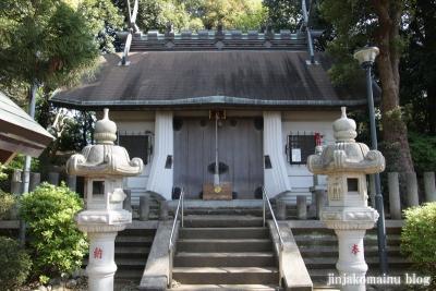杉山神社(横浜市港北区岸根町)6