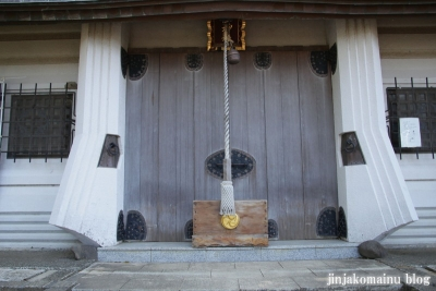 杉山神社(横浜市港北区岸根町)9