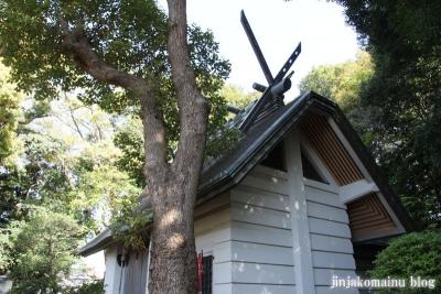 杉山神社(横浜市港北区岸根町)12