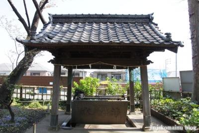 篠原八幡神社(横浜市港北区篠原町)5