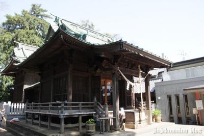 篠原八幡神社(横浜市港北区篠原町)8
