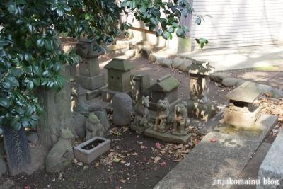 篠原八幡神社(横浜市港北区篠原町)16