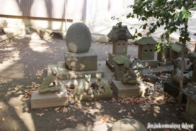 篠原八幡神社(横浜市港北区篠原町)17