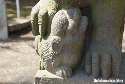 篠原八幡神社(横浜市港北区篠原町)33