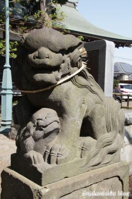 篠原八幡神社(横浜市港北区篠原町)22