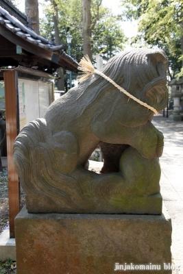 篠原八幡神社(横浜市港北区篠原町)23