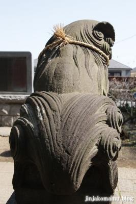 篠原八幡神社(横浜市港北区篠原町)29