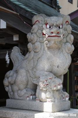 菊名神社(横浜市港北区菊名)6