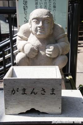 菊名神社(横浜市港北区菊名)12