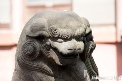 八杉神社(横浜市港北区大豆戸町)29