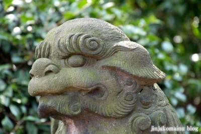 八杉神社(横浜市港北区大豆戸町)44