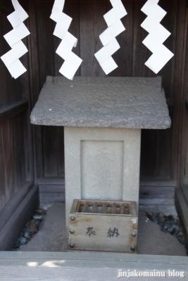八杉神社(横浜市港北区大豆戸町)19