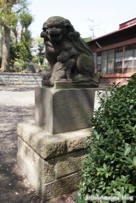 八杉神社(横浜市港北区大豆戸町)21