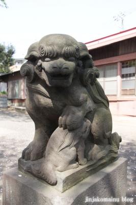 八杉神社(横浜市港北区大豆戸町)22