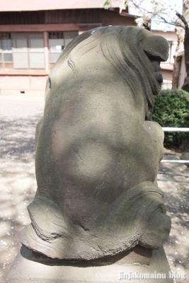 八杉神社(横浜市港北区大豆戸町)28