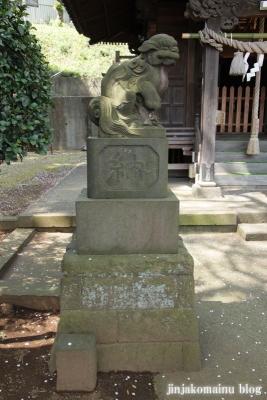 八杉神社(横浜市港北区大豆戸町)37