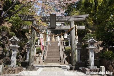 熊野神社(横浜市港北区師岡町)5