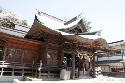 熊野神社(横浜市港北区師岡町)16