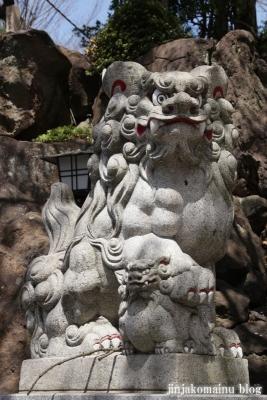 熊野神社(横浜市港北区師岡町)4