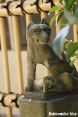 熊野神社(横浜市港北区師岡町)9