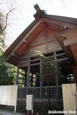 熊野神社(横浜市港北区師岡町)19