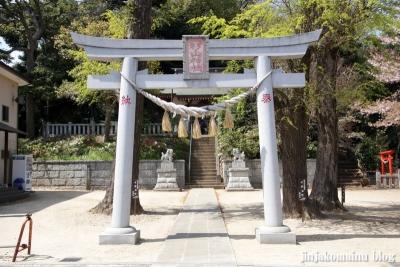 杉山神社(横浜市港北区樽町)5