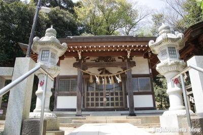 杉山神社(横浜市港北区樽町)10
