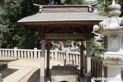 杉山神社(横浜市港北区樽町)11