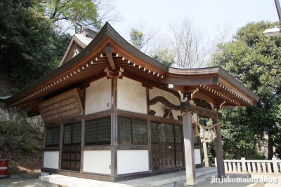杉山神社(横浜市港北区樽町)13