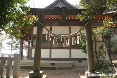 杉山神社(横浜市港北区樽町)16