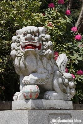 杉山神社(横浜市港北区樽町)7