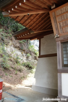 杉山神社(横浜市港北区樽町)14