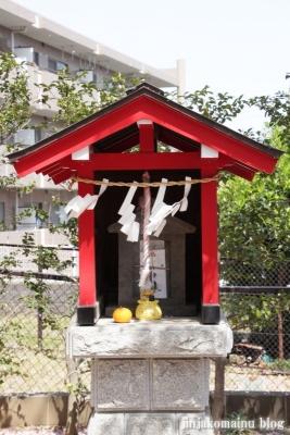杉山神社(横浜市港北区樽町)18