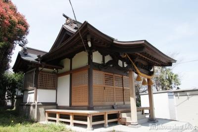 八幡神社(横浜市港北区大曾根台)9