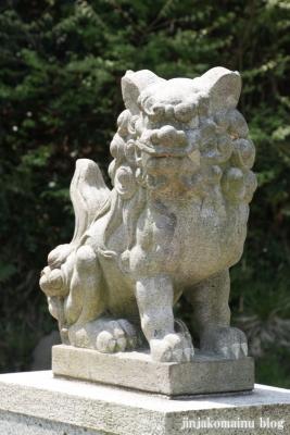 八幡神社(横浜市港北区大曾根台)7